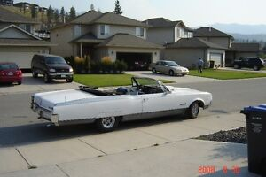 1966 olds 98 converitable