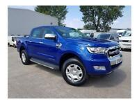 Ford Ranger Pick Up Double Cab Limited 2 2.2TDCi Auto DIESEL
