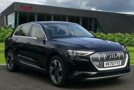 image for 2020 Audi E-Tron 55 quattro 300,00 kW Auto Estate Electric Automatic