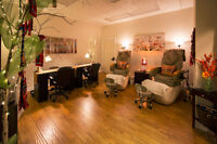 Esthetician Required in established Downtown Spa