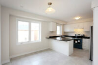 Brand New 3 Bed, 3 Wash end unit town house, $1650!