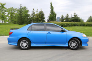 Stunning Safety Certified 2003 Corolla