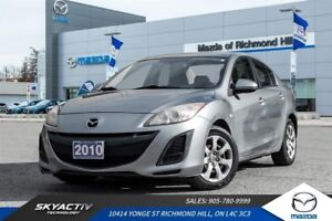 2010 Mazda 3 GX AUTOMATIC*AIR CONDITIONING*POWER GROUP