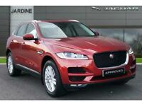 2017 Jaguar F-Pace 2.0 Portfolio 5dr Auto AWD Estate Petrol Automatic