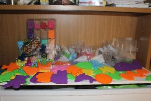 Perler Beads and Peg Boards
