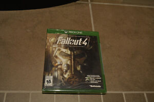 Fallout 4 New sealed - xbox one West Island Greater Montréal image 1