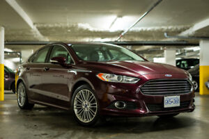 2013 Ford Fusion ECO Boost (AS IS)