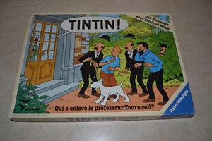 vintage jeu tintin ravensburger