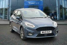 image for 2021 Ford Fiesta ST-LINE EDITION 1.0 Ecoboost 125bhp 5 door Hatchback with Rear