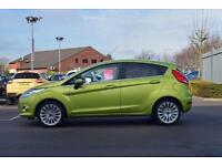 2011 FORD FIESTA Ford Fiesta 1.4 Titanium 5dr [City Pack]