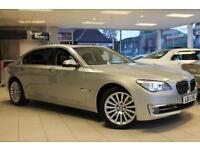 2013 R BMW 7 SERIES 3.0 740LI SE 4D AUTO 316 BHP