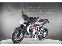 2015 15 MV AGUSTA BRUTALE 675CC BRUTALE 675 - NATIONWIDE DELIVERY AVAILABLE