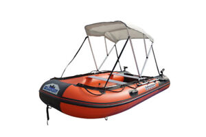 12.5ft Adventure PRO 1.2mm PVC + protection Inflatable boat