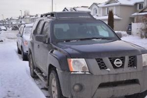 Nissan Xterra Off Road