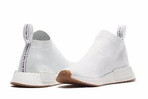 adidas NMD_CS1 PK City Sock White Size 9