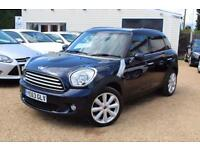 2013 63 MINI COUNTRYMAN 1.6 COOPER 5D 122 BHP