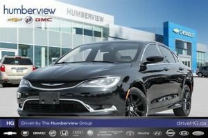 2015 Chrysler 200 Limited BLUETOOTH|CRUISE CONTROL|COMPASS|PO...