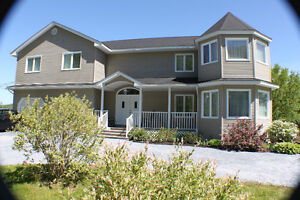Beautiful Sandy BEACH FRONT Home in Morrisdale, New Brunswick