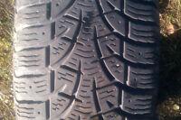 2 pneu hiver pirelli 185-65r14