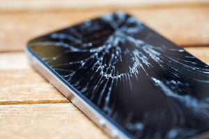 ✅Réparation cellulaire!promo vitre iPhone 7 99$ et 5S 49$✅