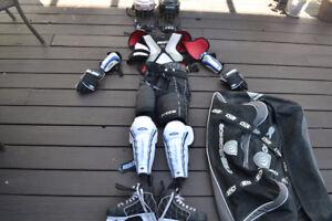 Youth Hockey Gear