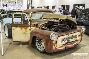 1956 international rat truck