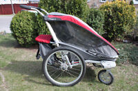 Chariot Cougar 1 stroller plus many accessories
