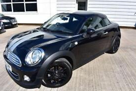 2015 65 MINI COUPE 1.6 COOPER 2D-1 OWNER-PEPPER PACK-SERVICE PACK-16