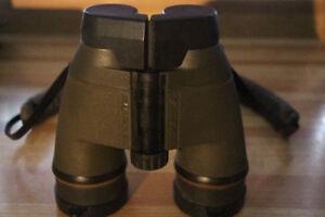paire de jumelle,longue vue swarovski 7x50, modèle militaire
