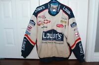 Nascar Embroided Jacket - Jimmy Johnson - Lowes