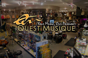 Quest Musique Accepting Trade-Ins & Consignments