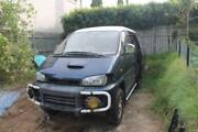 1995 Mitsubishi Delica L400 SWB Virginia Brisbane North East Preview