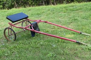 For sale in Cobourg Horse buggy / Sulky