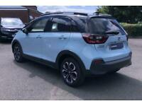 2021 Honda Jazz 1.5 i-MMD Hybrid Crosstar EX 5dr eCVT HATCHBACK Petrol/Electric