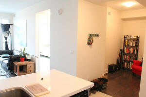Uptown Bright and Fully Upgraded 1+ Den + Parking at 144 Park Kitchener / Waterloo Kitchener Area image 4