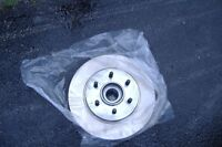 2-FRONT ROTORS FORD 150/6 BOLT