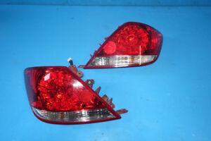 JDM Acura RL KB1 Used OEM Tail Lights Lamps Pair 2005-2008