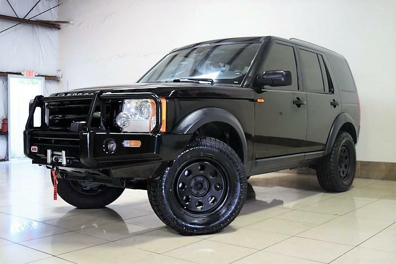 Image 1 Voiture American used Land Rover LR3 2008