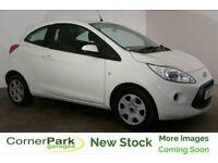 2012 FORD KA EDGE HATCHBACK PETROL