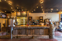 Wanted: Bartender At The Ciderhouse