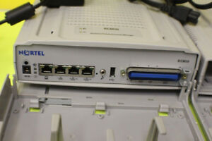 Nortel BCM Business Phone systems with 4 Phones