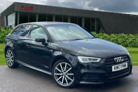 image for 2017 Audi A3 Sportback Black Edition 2.0 TDI  150 PS S tronic Semi Auto Hatchbac