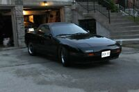 1988 rx7 convertible trade CLEAN