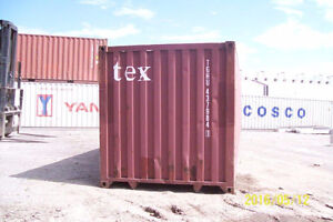 AFFORDABLE SHIPPING CONTAINERS FOR SALE or LEASE TO OWN! Prince George British Columbia image 4