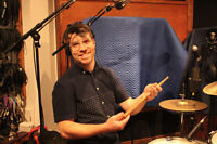 Drum Training Sessions with David Cyrus MacDonald of Paper Lions