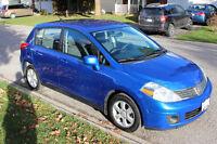 2009 Nissan Versa 1.8 SL Hatchback