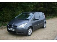 MITSUBISHI COLT CZ 2 done 39286 mile with SERVICE HISTORY and a NEW MOT