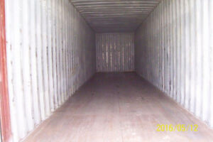 AFFORDABLE SHIPPING CONTAINERS FOR SALE or LEASE TO OWN! Prince George British Columbia image 5