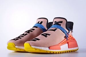 "adidas X Pharrell Williams HU NMD ""Nude"" Sz 9.5《DS》"