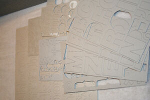 Assorted Chipboard shapes for scrapbooking Windsor Region Ontario image 8